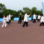 Jounrée mondiale du du tai chi chuan et du Qi gong à Yutz