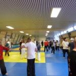 Stage Kyusho Jitsu par Jean-Paul Bindel 10e Dan